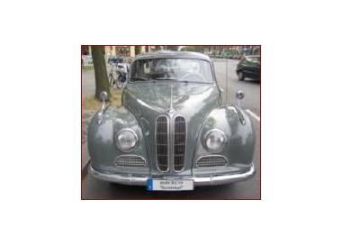 BMW 501/502 V8 1954-1964 Tapis de coffre