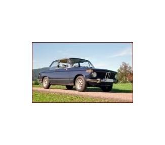 Kofferraumteppich für BMW 1502 - 1602 - 1802 - 2002 ti et tii 1966-1977