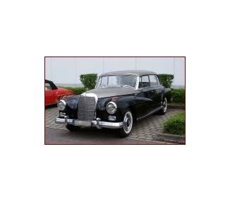Moquette de sol pour Mercedes-Benz 300 W186 Adenauer 1951-1962