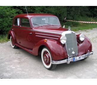 Complete interior carpet kit for Mercedes-Benz W136, 170V, 170D, 170Va, 170Da, 170VB, 170DB from 1937-1952 (only LHD)