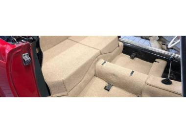 Mercedes-Benz Pagode SL W113 1963-1971 manuel without jump seat (only LHD)