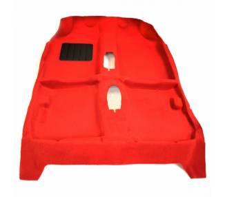 Moquette de sol pour Peugeot 205 GTI
