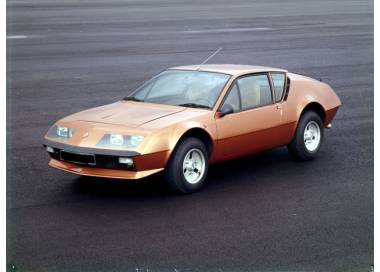 Alpine A310 V6 from 1977-1985 non turbo (only LHD)
