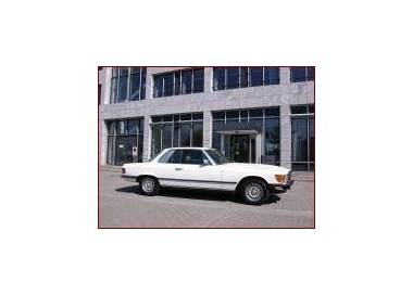 Mercedes-Benz W107 SLC (C107) from 1971-1980 trunk carpet (only LHD)