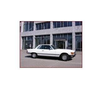 Moquette de coffre pour Mercedes-Benz W107 SLC (C107) 1981-1989