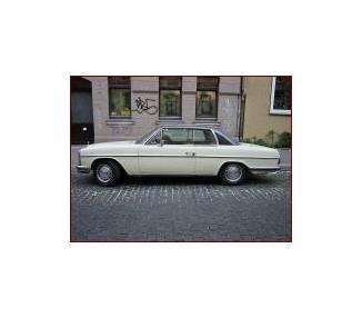 Trunk carpet for Mercedes-Benz W114/8 coupé 1968–1976 (only LHD)