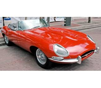 Moquette de sol pour Jaguar E-Type Serie 15 Roadster plancher non plat