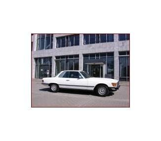 Complete interior carpet kit for Mercedes-Benz W107 SLC (C107) 1971–1989