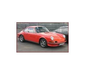 Complete interior carpet kit for Porsche 911/912 Targa F series short wheel base from 1965-1968 (only LHD)