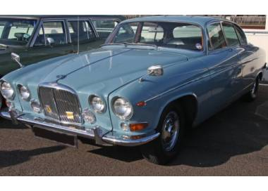 Jaguar MK X and G420 (only LHD)