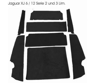 Moquette de coffre pour Jaguar XJ 6/12 Serie 2 et 3 Limousine