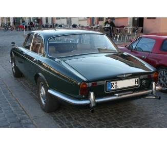 Trunk carpet for Jaguar XJ 6/12 Serie 2 and 3 limousine (only LHD)