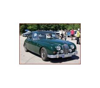 Trunk carpet for Jaguar MK II (only LHD)