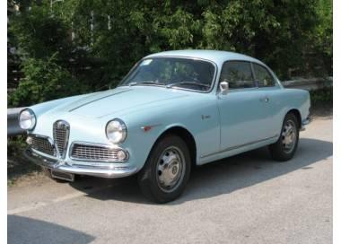 Alfa Romeo Giulietta Sprint & Giulia Sprint Type 750 1954-1958