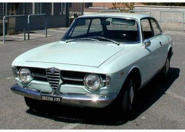 Alfa Romeo Giulia Sprint GT/GTV (Bertone) trunk carpet (only LHD)