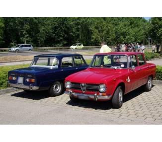 Moquette de sol pour Alfa Romeo Giulia Berline 4 portes 1962-1978
