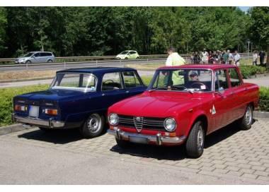 Alfa Romeo Giulia Berline 4 portes 1962-1978