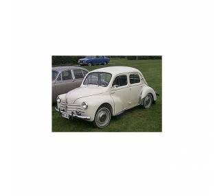 Moquette de sol pour Renault 4CV 1946-1961