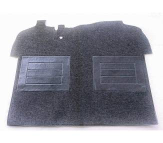 Carpet mats for Peugeot 204 coupé from 1966-1970 (only LHD)