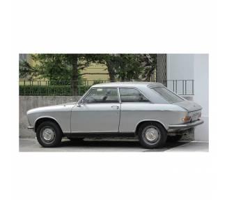 Moquette de sol pour Peugeot 204 coupé 1966-1970
