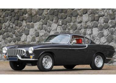 Volvo P1800 S Coupé from 1963-1969 (only LHD)
