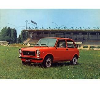 Moquette de sol pour Autobianchi Serie 3 1969-1986