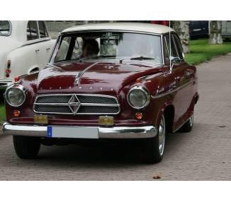 Moquette de coffre pour Borgward Isabella Coupé 1954–1961