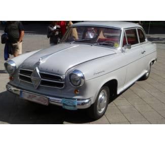Moquette de coffre pour Borgward Isabella Limousine 1954–1961