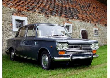Fiat 1300/1500 from 1961-1967 trunk carpet (only LHD)
