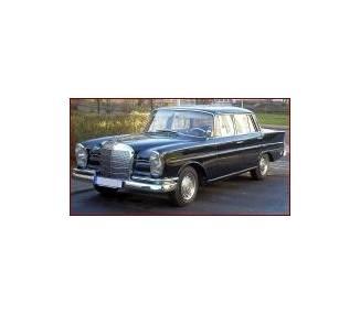Trunk carpet for Mercedes-Benz W111 Limousine 1959-1968