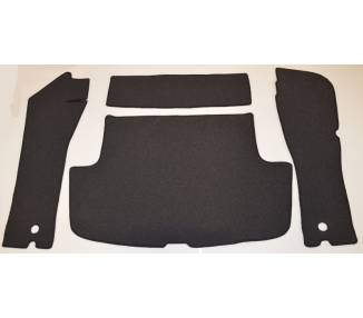 Trunk carpet for Volvo P1800S Coupé from 1963-1969 (only LHD)