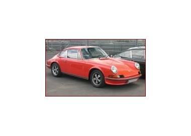 Porsche 911 without servo brakes from 1974-1976 trunk carpet set