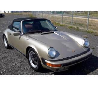 Moquette de coffre pour Porsche 911 Coupe modèle G 1984-1989