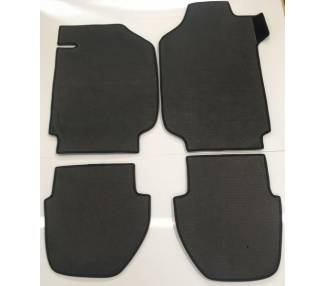 Carpet mats for Porsche 911 Cabrio G series 3.2L from 1984-1989