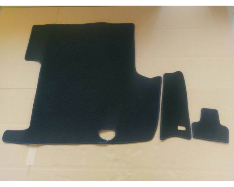 Trunk carpet for Volvo 121/122S from 1958-1970 (only LHD)