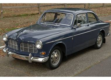 Volvo 121/122S from 1958-1970 trunk carpet (only LHD)