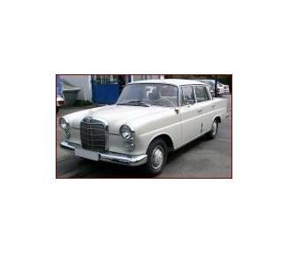Trunk carpet for Mercedes-Benz W110 Limousine 1961-1968