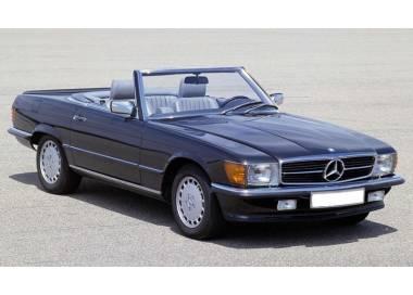 Mercedes-Benz R107 SL Cabrio from 1971–1989 carpet mats set (LHD or RHD)