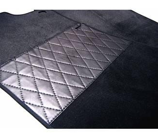 Carpet mats for BMW E9 1968-1975 (only LHD)