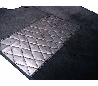 Carpet mats for BMW E24 1975–1989 (only LHD)
