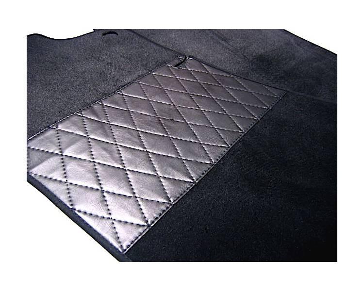 Carpet mats for BMW E24 1975–1989 (only LHD)