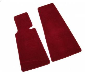 Carpet mats for BMW Z1 1988-1991 (only LHD)