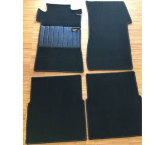 Carpet mats for BMW E23 1977–1982 (only LHD)
