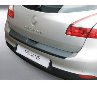 Trunk protector for Renault Megane Berline 5 portes à partir du 11/2008-