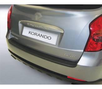 Trunk protector for SsangYong Korando à partir du 01/2011-