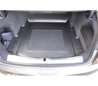 Tapis de coffre pour Audi A8 (D5) à partir de 2017 berline 4 portes Chassis long et court aussi la quattro