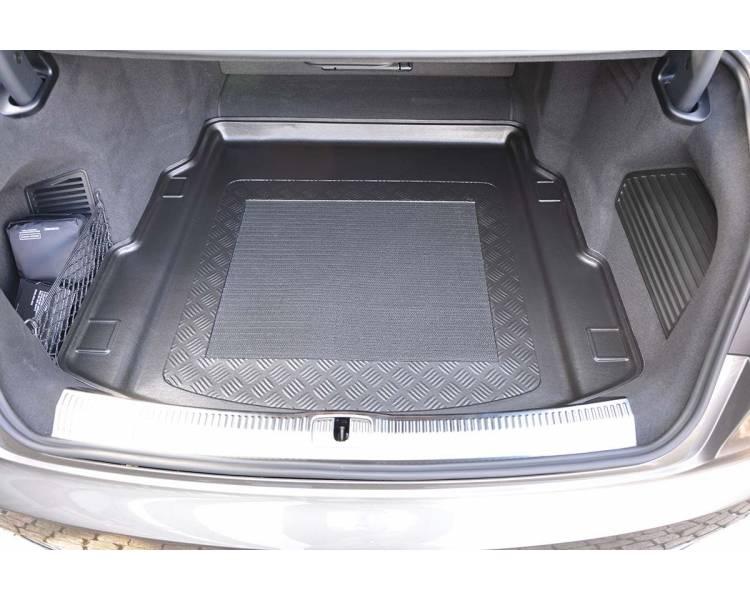 Boot mat for pour Audi A8 (D5) à partir de 2017 berline 4 portes Chassis long et court aussi la quattro