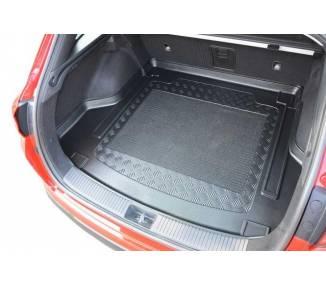 Boot mat for pour Hyundai i30 III (PD) à partir de 2017 break 5 portes Aussi le modèle avec systeme de rail variable
