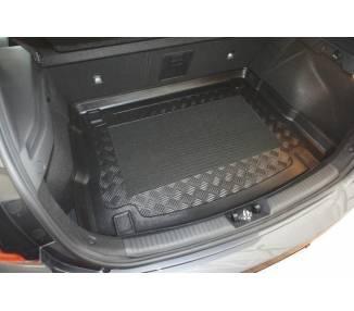 Boot mat for pour Hyundai i30 III (PD) à partir de 2017 berline 5 portes Coffre haut Avec le système de série Pack Co