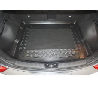 Boot mat for pour Kia Ceed III (CD) à partir de 2018 berline 5 portes Coffre réglable surface de chargement réglable